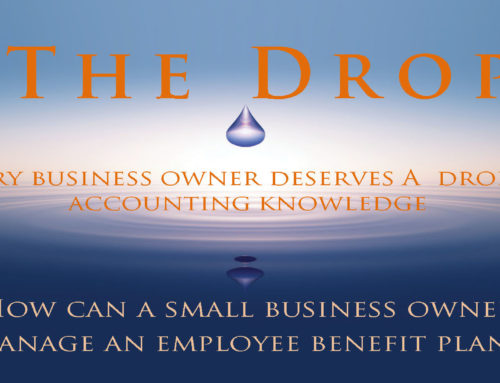 How can a small business owner manage an employee benefit plan?